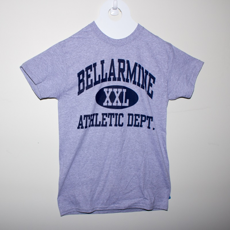 Grey XXL Athletic Department T-shirt