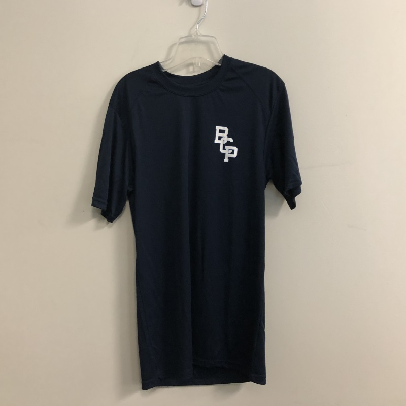 Navy Dri Fit shirt BCP