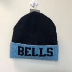 Beanie two color Bells