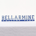 BELLARMINE  Window Sticker.