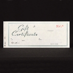 Campus Store Gift Certificate