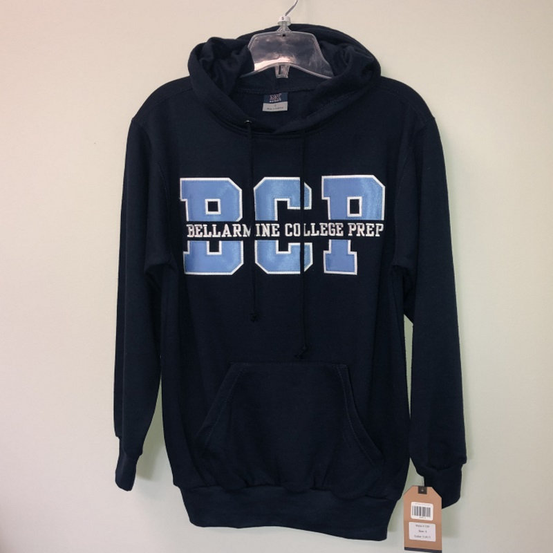 BCP Navy Hoodie Small