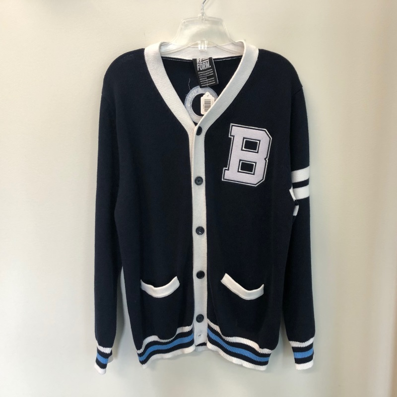 Alumni Block sweater