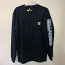 Carhartt Navy Long Sleeve