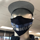Bellarmine face mask not approved for medical use
