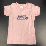 Toddler Tee Lt. Pink 2T