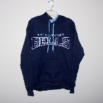 Navy BELLS Hooded Sweatshirt