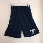 Navy A4 Shorts w/pockets