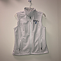 Ladies White Vest XL